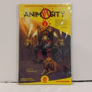 2/$20 Animosity volume 3 The Swarm comic book